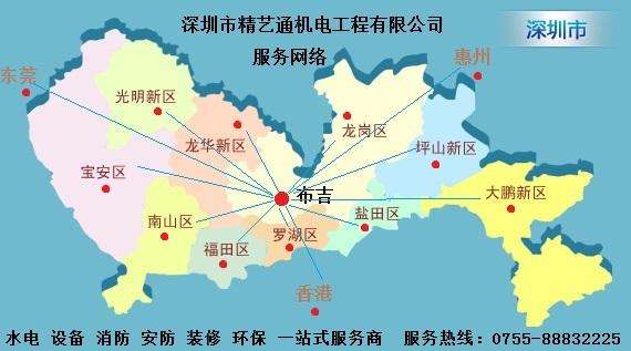 深圳市独树村重建规划图